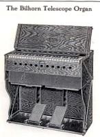 Graphic Bilhorn Organ