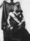 Graphic Queen Liliuokalani