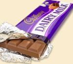 Graphic Cadbury Chocolate Bar
