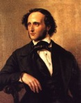 Graphic Felix Mendelssohn